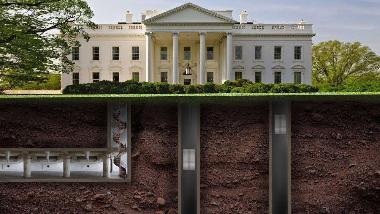 Tajne podzemnog bunkera ispod Bijele kuće: Dizalo s nekoliko vrata i biometrijski podaci...