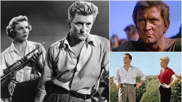 Kirk je bio ikona Hollywooda, karijera mu je trajala 70 godina