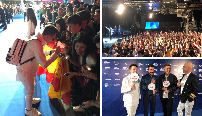 'Dojmilo me se kad je publika u Madridu zapjevala sa mnom'