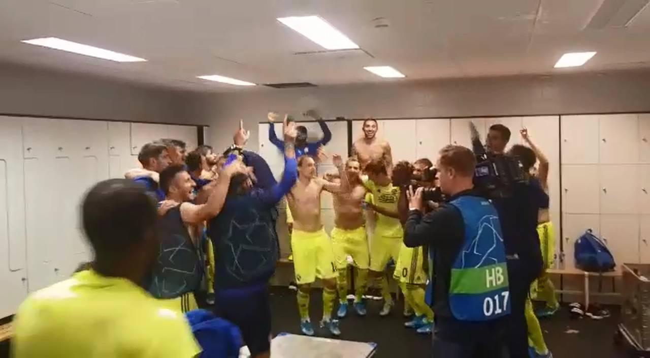 Trese se Trondheim! Evo kako 'modri' feštaju za Ligu prvaka
