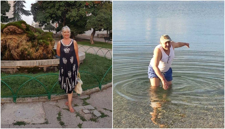 Milan odveo Gordanu na more: Uživali su u Šibeniku i na Pagu
