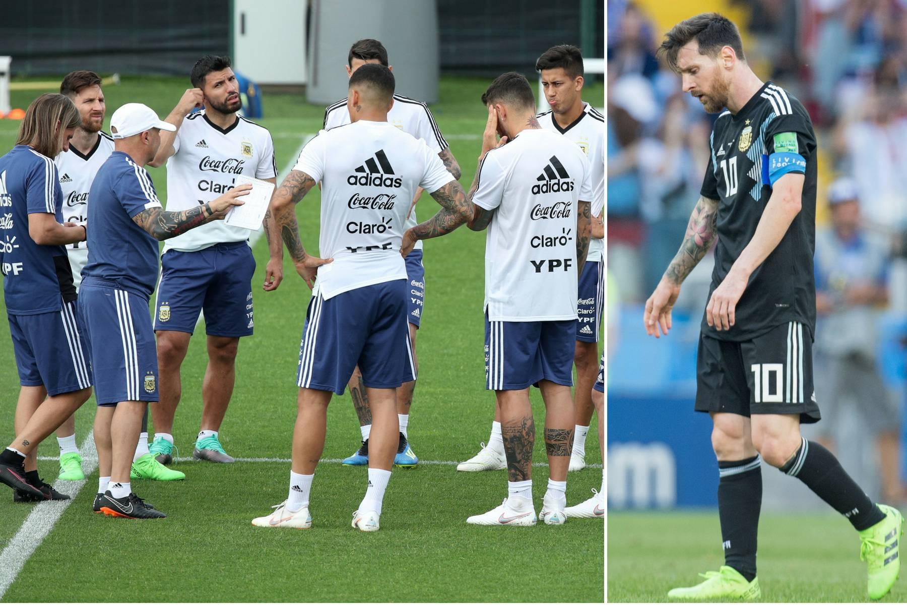 Messi je zapravo izbornik, a utakmica s Hrvatskom je finale