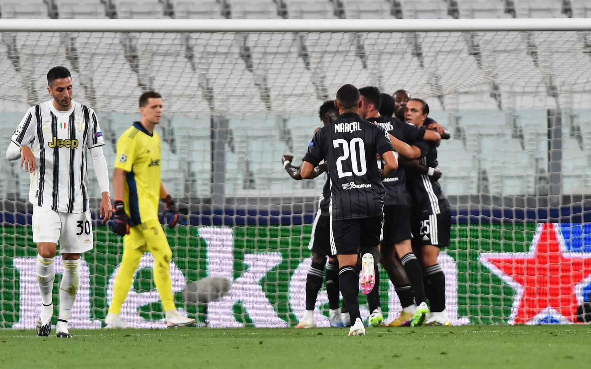 Champions League - Round of 16 Second Leg - Juventus v Olympique Lyonnais