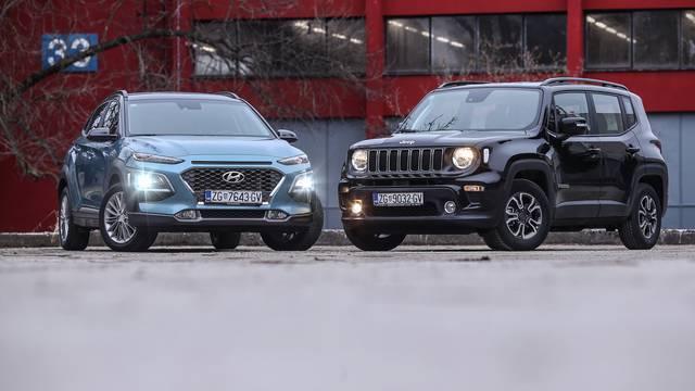 Nespojivi, a toliko slični: Jeep ili Hyundai - koji je SUV bolji?