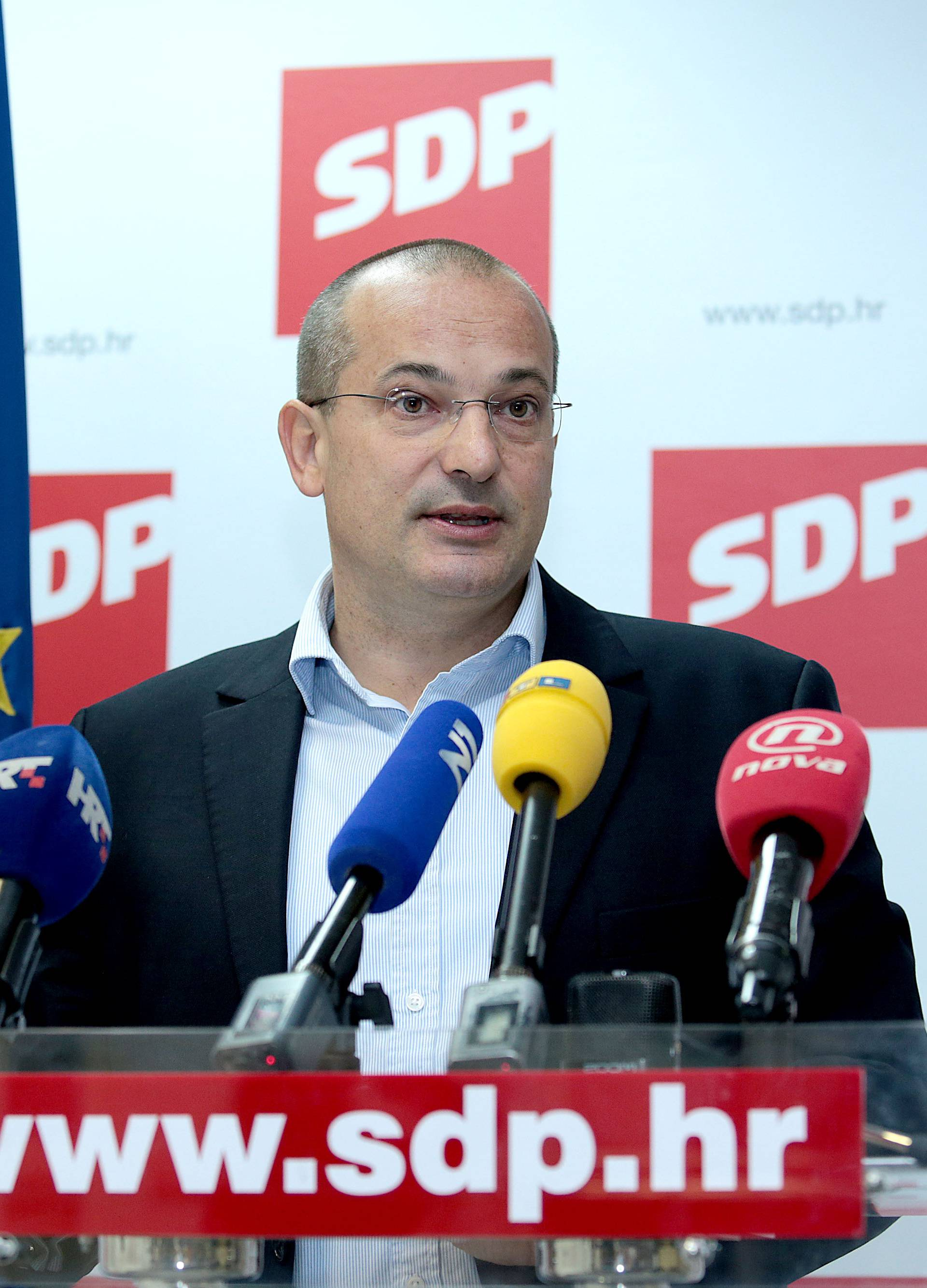 Miljenić:  SDP mora rješavati probleme građana i slušati ih