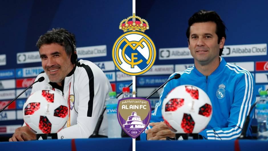 Osam stvari koje trebate znati o finalu Real Madrida i Al-Aina