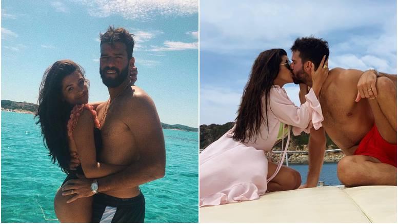 Brazilska WAGsica je ponosna: 'Moj suprug je najbolji golman'