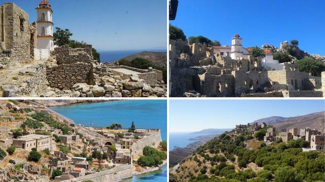 Posljedice pandemije: Grčka sela  koja su nekad živjela zbog turista danas doslovno odumiru