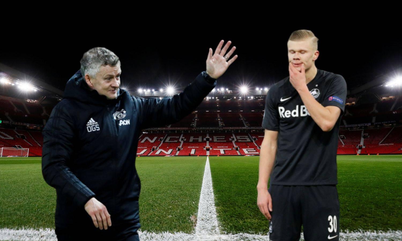 United 'ukrao' norveško čudo! Haaland je otišao u Manchester