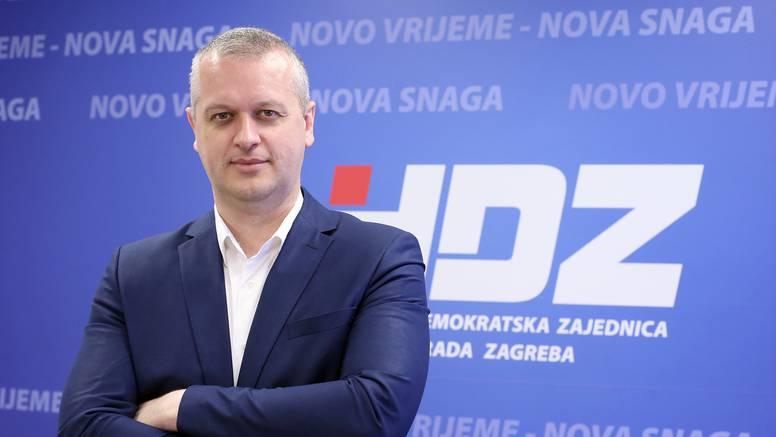 Pavo Kostopeč kandidirat će se za šefa zagrebačkog HDZ-a