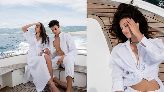 Kolekcija za jedrenje inspirirana je elegancijom i ljepotom lana