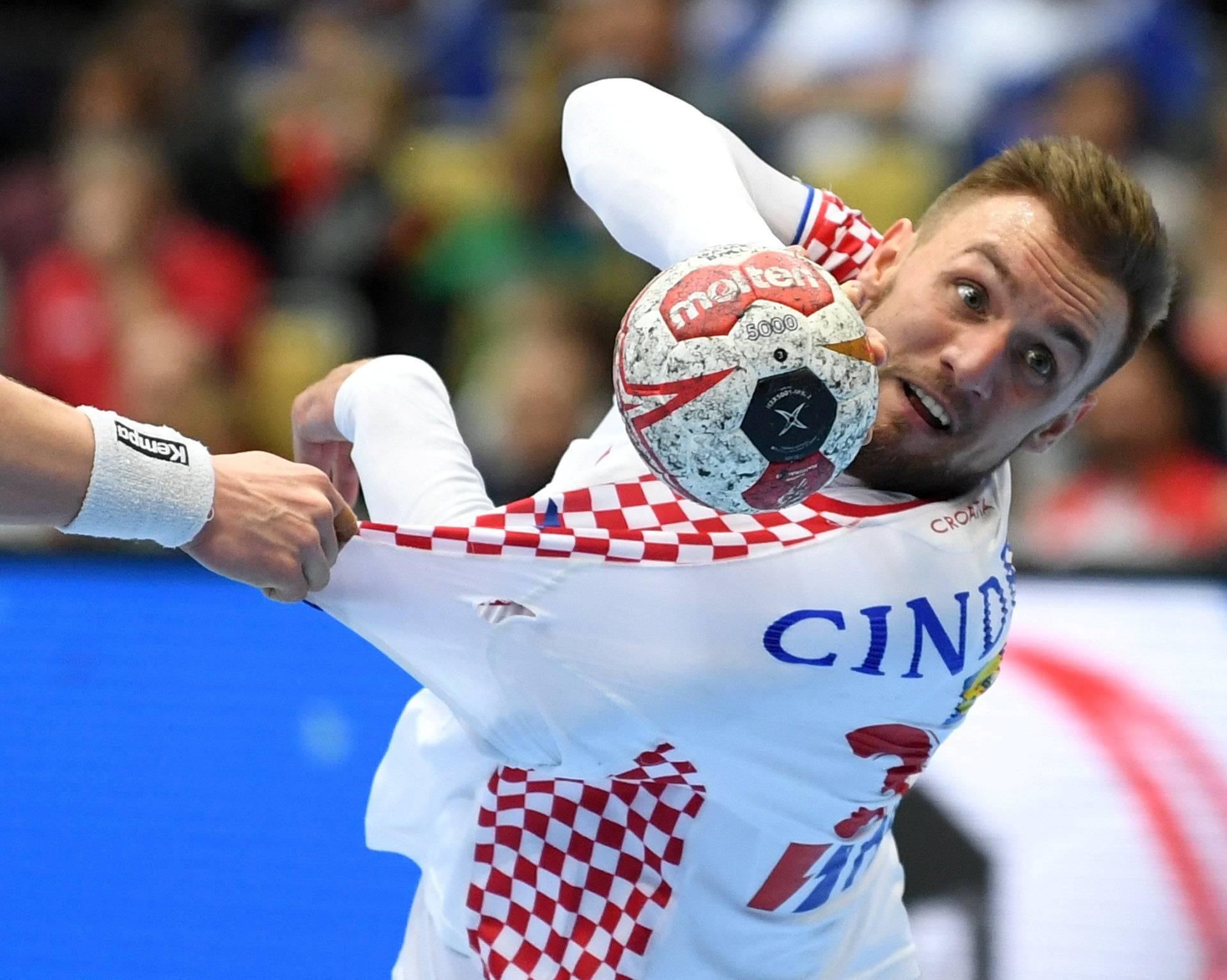 IHF Handball World Championship - Germany & Denmark 2019 - Group B - Iceland v Croatia