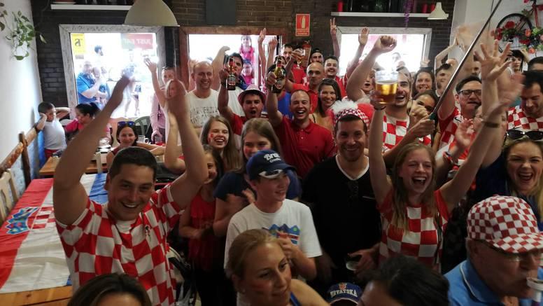 Hrvati u Madridu: Zbog Luke, Španjolci govore da smo bolji...