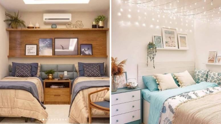 Nema spavaće sobe koja se ne može dobro urediti: Ostvarite što želite s ključnim detaljima