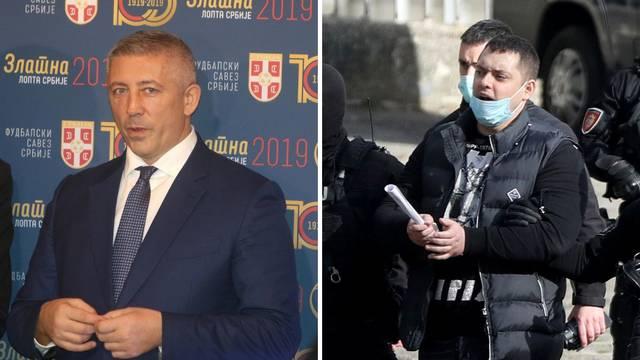 Prvi čovjek srpskog nogometa povezan s 'Veljom Nevoljom'?!