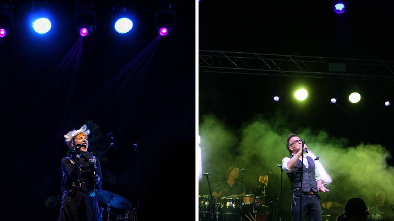 Josipa Lisac i Gibonni oduševili publiku na San Sustipanske noći