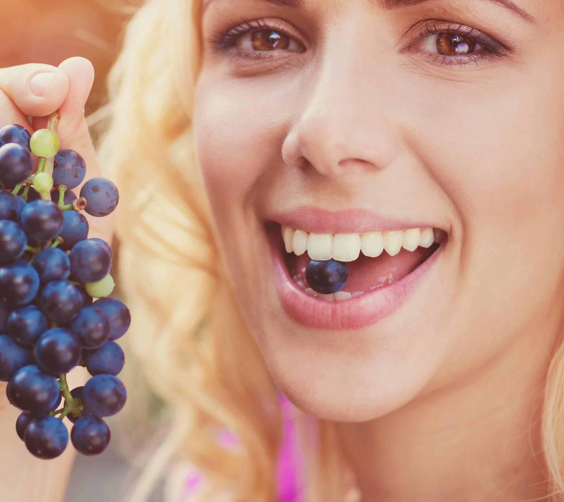 Brzinski super detoks: Očistite tijelo od otrova crnim grožđem