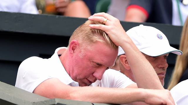 Tennis - 2015 Wimbledon Championships - Day Three - The All England Lawn Tennis and Croquet Club
