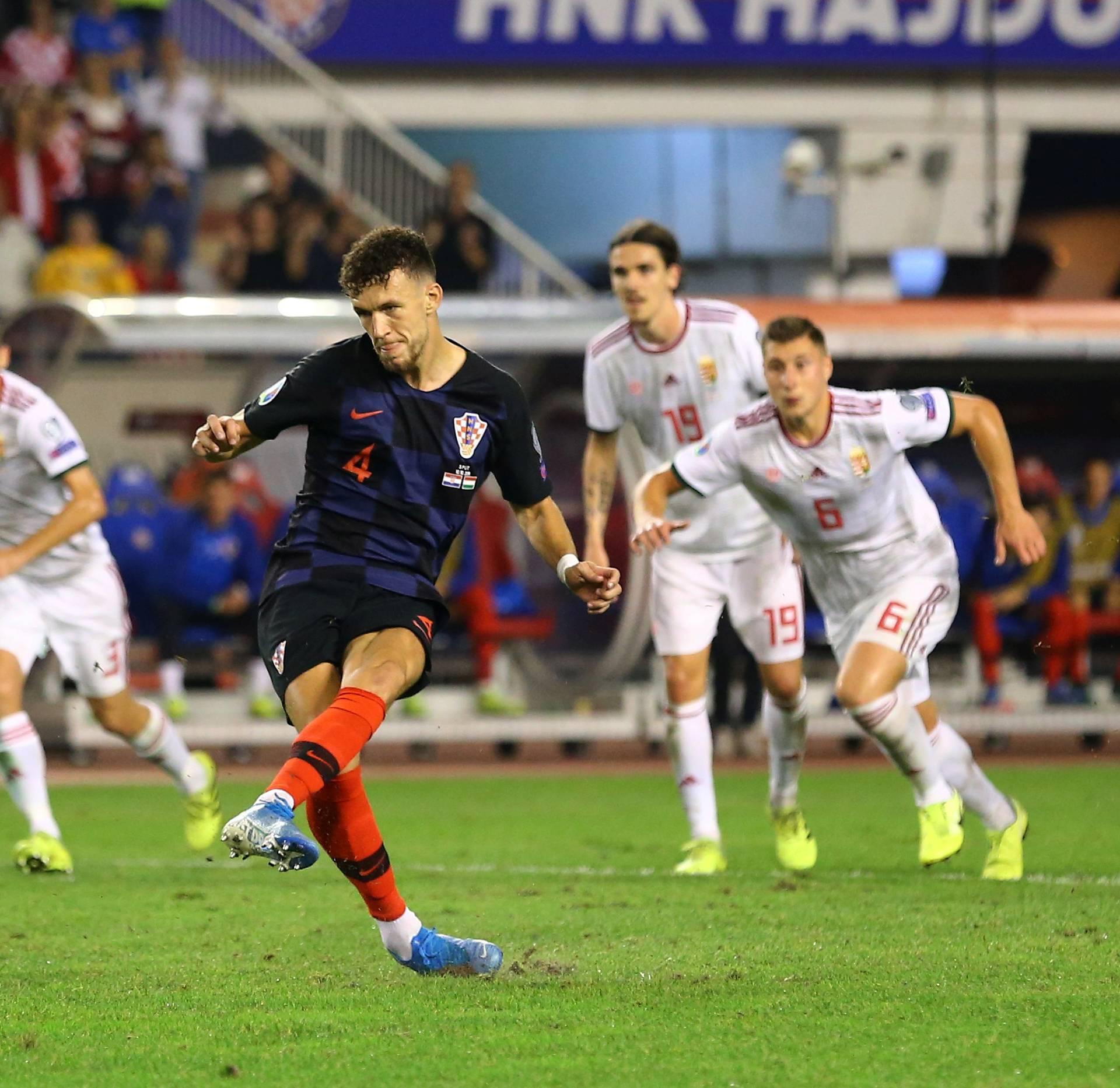 Euro 2020 Qualifier - Group E - Croatia v Hungary