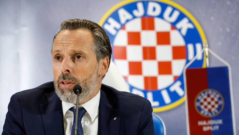 Jakobušić je trolovima centrirao  na volej. Takvog Hajduk treba!