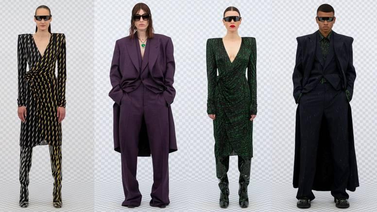 Vetements donosi kolekciju pod utjecajem Matrixa i siluete moći