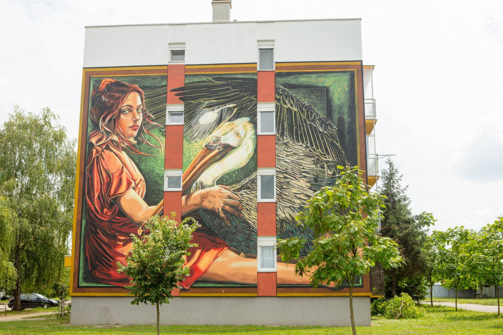 Na VukovArtu petero istaknutih svjetskih street art umjetnika