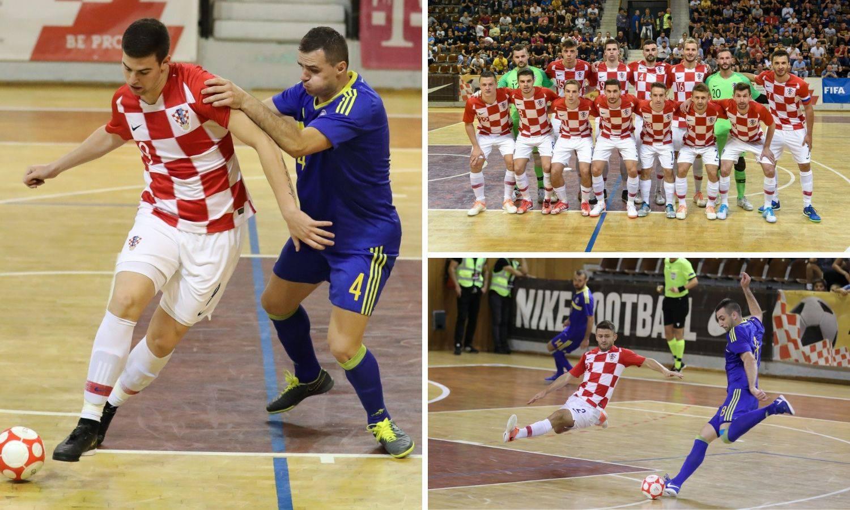 Hrvatska futsal reprezentacija pobjedom otvorila kvalifikacije