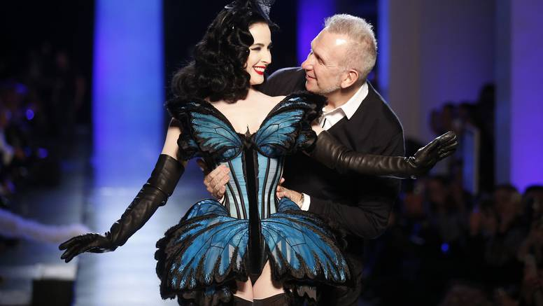 Jean Paul Gaultier najavio posljednju reviju visoke mode