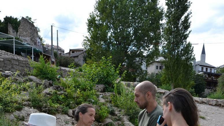 Sama traži sina u rijeci: Davor je prije 6 dana upao u Neretvu