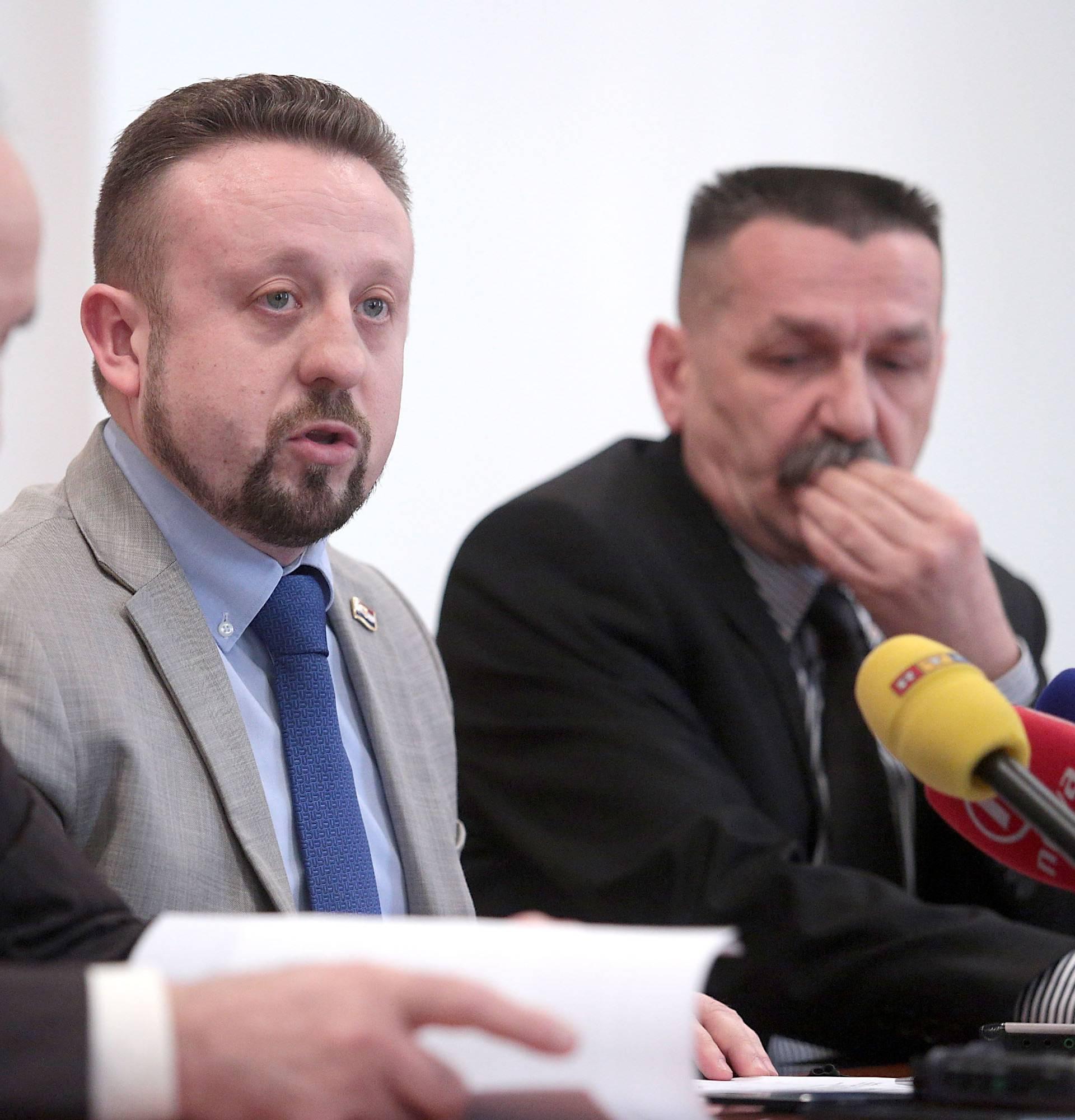 U HSP AS suspendirali Ćorića pa sami sebe prijavili DORH-u