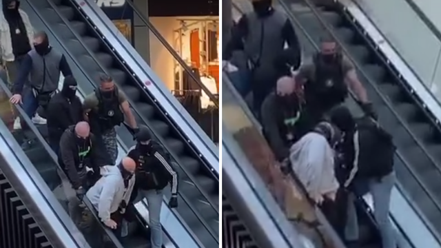 Reketarili muškarca u Zagrebu pa ih uhitili u šoping centru - sad su im produljili pritvor