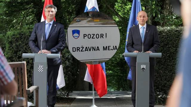 Hladni tuš iz Slovenije: Vi želite  u Schengen? Malo sutra!