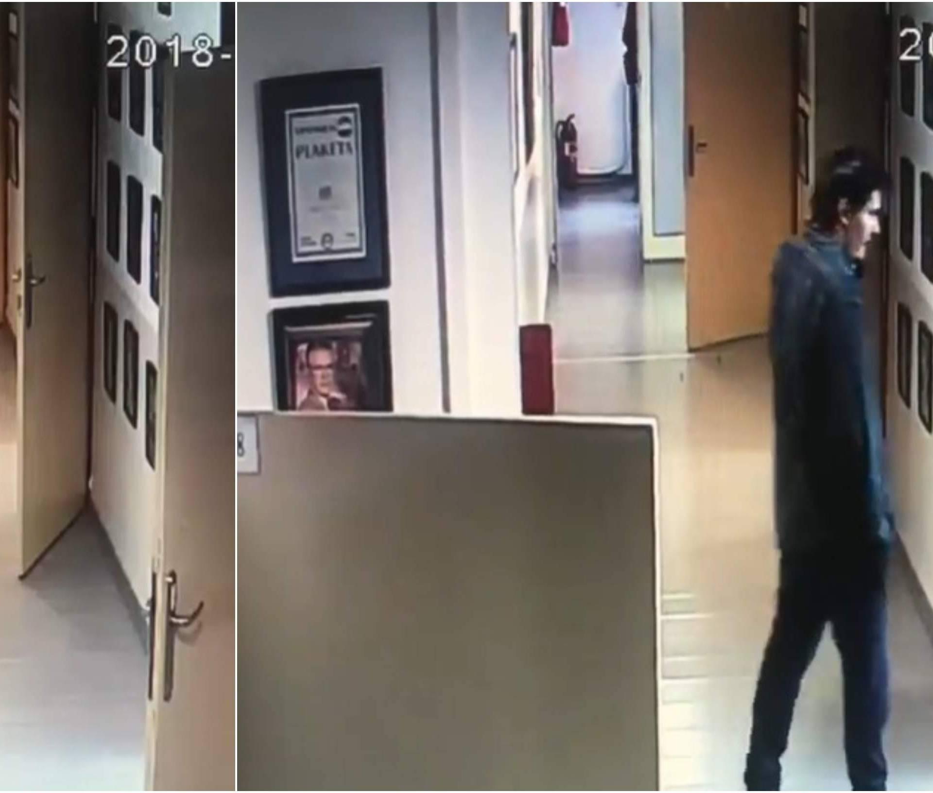 Serijski kradljivac uhvaćen je na kameri: Vraća se u zatvor