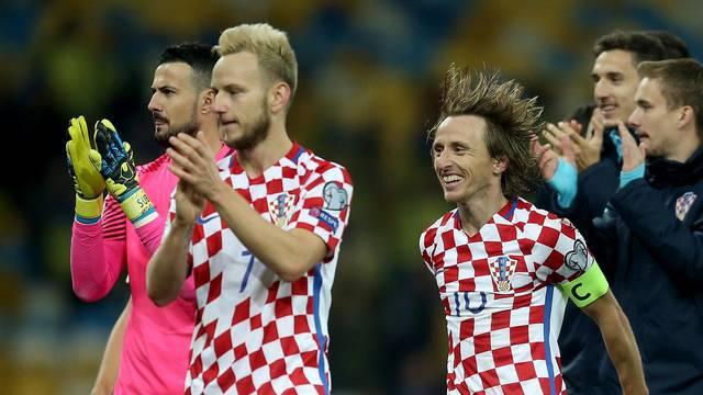 Modrić i Rakitić kandidati za najbolju momčad svijeta 2019.