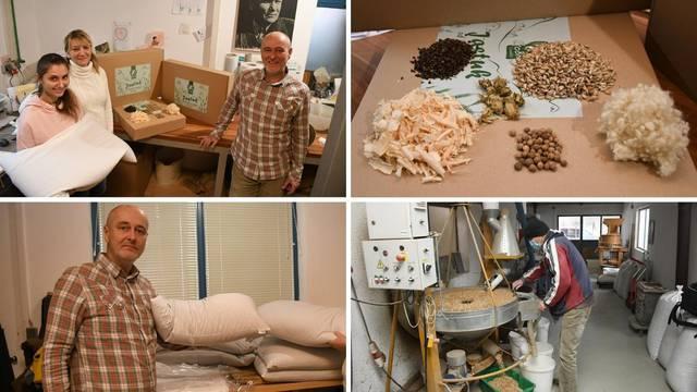 Rade jastuke od heljde, prosa i pira: Za bezbolan vrat i bolji san