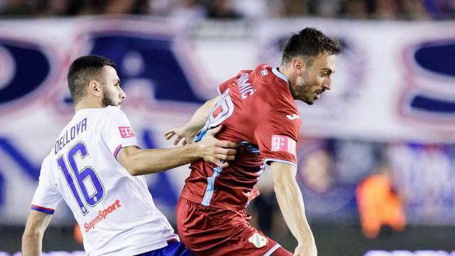 Osijek: U 7. kolu Prve HNL sastali se Osijek i Dinamo