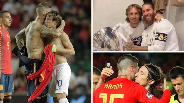 Modrićev emotivni oproštaj od Ramosa: Brate, jako mi je teško