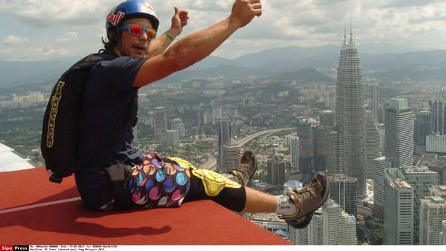KL Tower International Jump Malaysia 2013