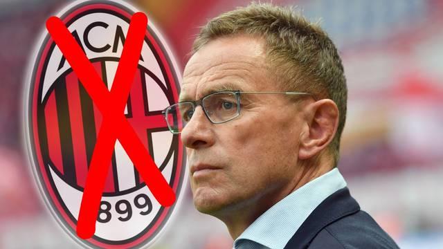 Dok Milan slavi, evo preokreta van terena: Rangnick ne dolazi!