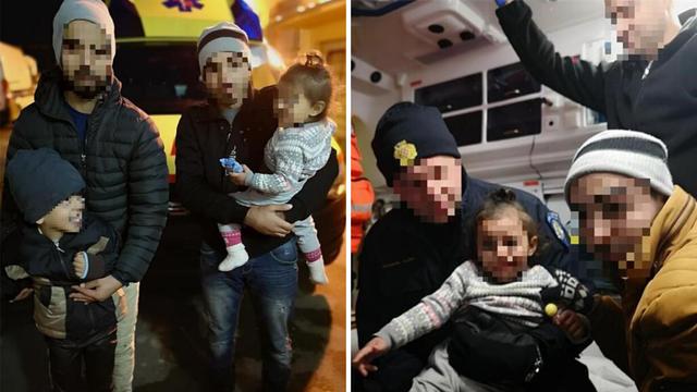 Zatražili azil: Muškarci, djeca i trudnica zbrinuti su u Zagrebu