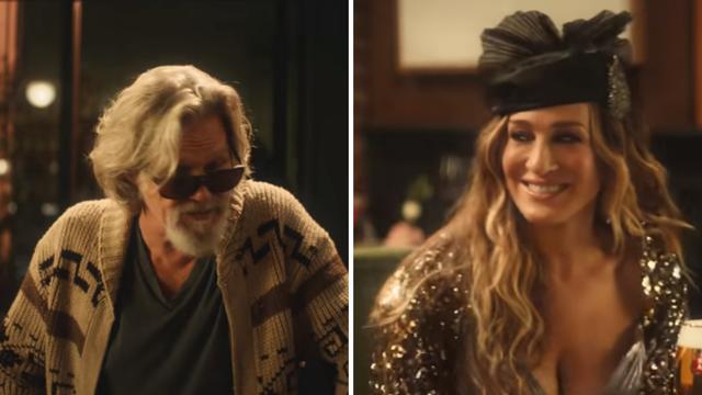 Seks i humor: Reklama spojila Carrie Bradshaw i 'Lebowskog'