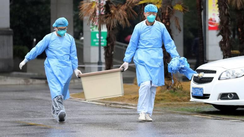 U Kini 9 ljudi umrlo od virusa: S. Koreja zatvorila sve granice