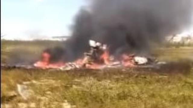 Helikopter pao nakon sudara s drugim, poginulo je 18 ljudi