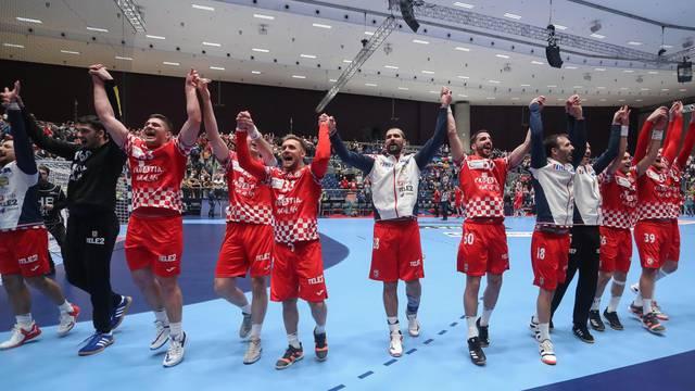Graz: Hrvatska protiv Bjelorusije slavila s uvjerljivih 31-23