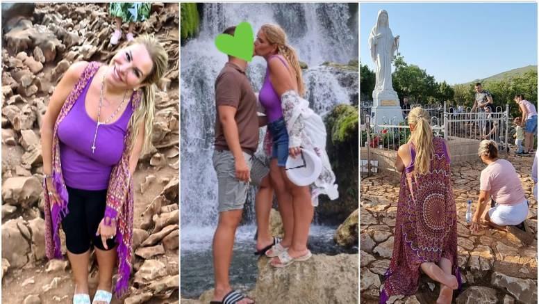 Gazdina kći molila u Međugorju pa je ljubila dečka pod slapom