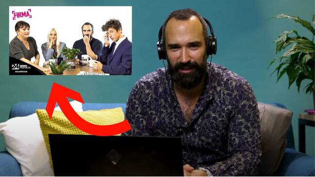 Glumac Marko Cindrić o novoj seriji 'Firma': Petra Kurtela je rasturila, a Braić je improvizator