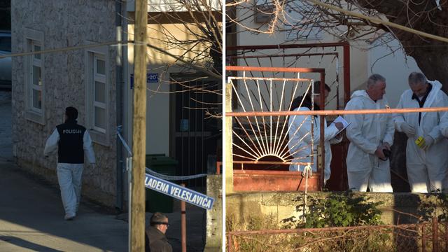 Pokolj u Sukošanu: Ubio obitelj zbog imovine pa otišao na kavu