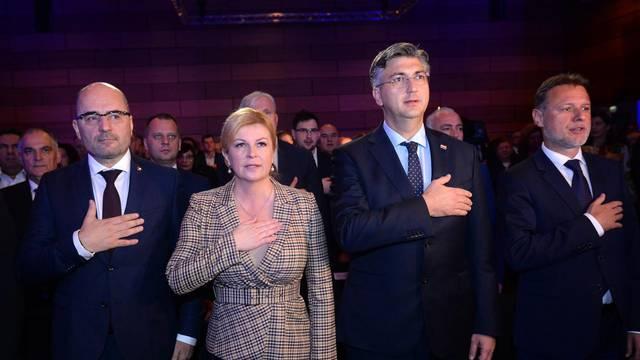 Zagreb: Klauzuru HDZ-a o pripremama i koordinaciji izborne kampanje