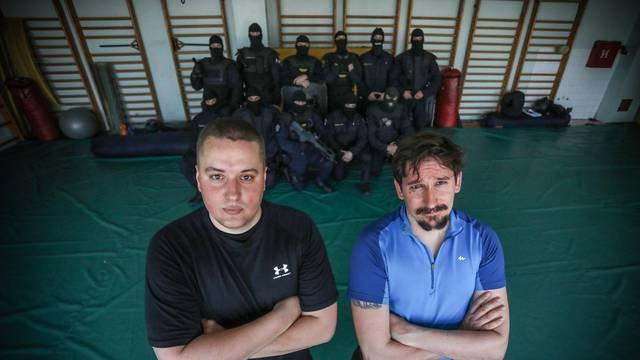 Trenirali smo s interventnom policijom i zaradili daleko najgori muskulfiber u životu