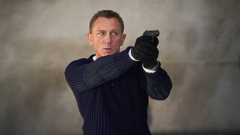 Novi James Bond prvog vikenda podbacio na kino blagajnama